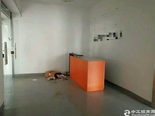 福永镇怀德翠岗工业区三楼1500平带精装修厂房招租-图3