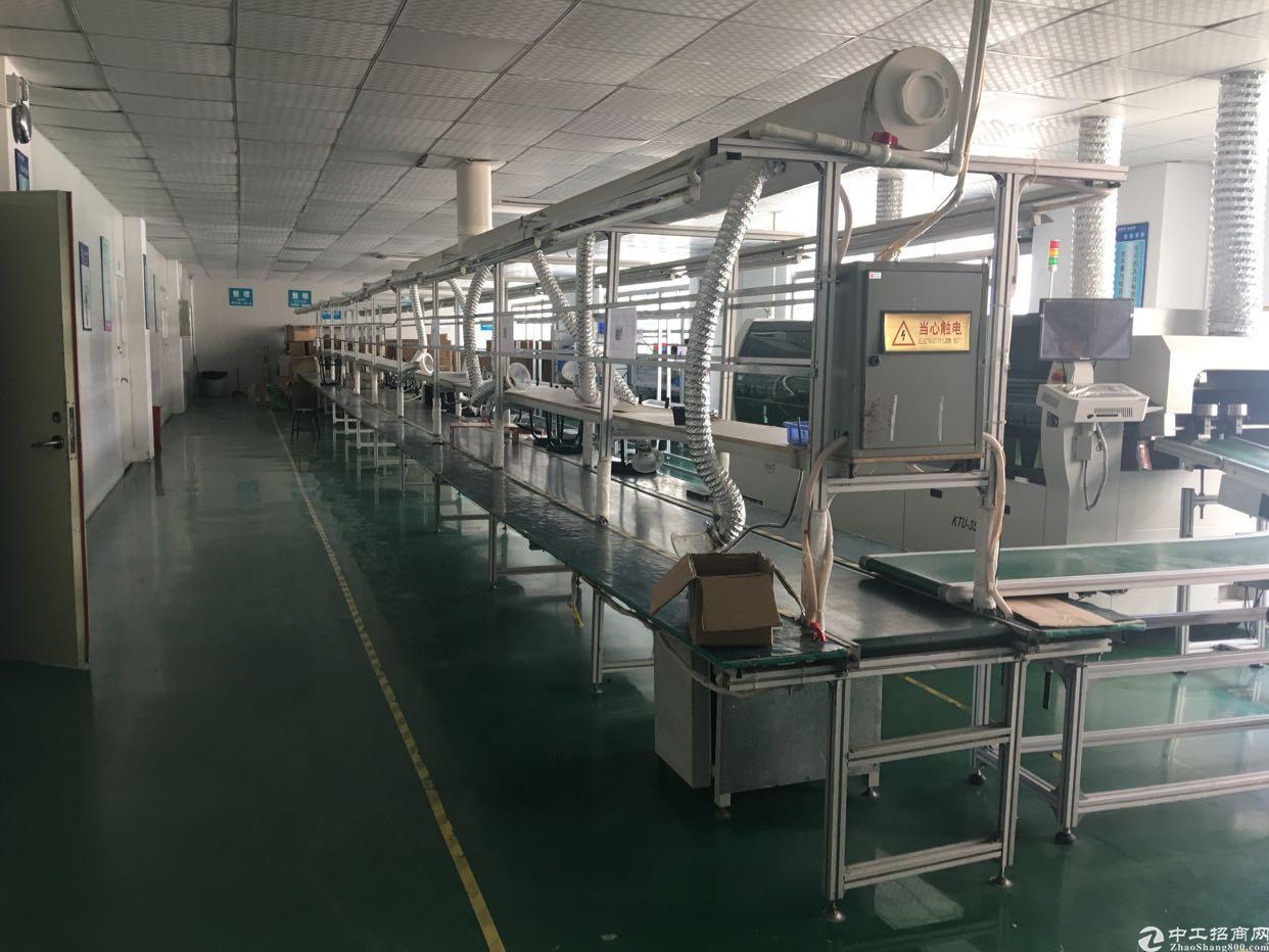 福永凤凰新出独门独院8000平方厂房出租。-图2