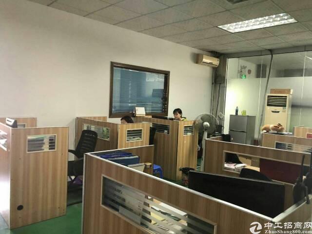 福永塘尾大型工业区1000平米带装修厂房急租-图3