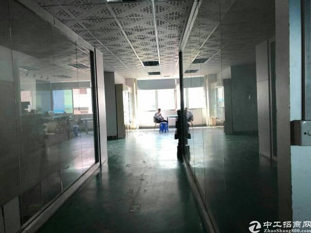 福永塘尾大型工业区1000平米带装修厂房急租-图5