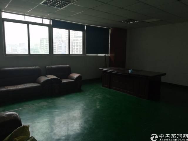 福永镇和平工业区楼上2000平方带装修厂房招租-图3