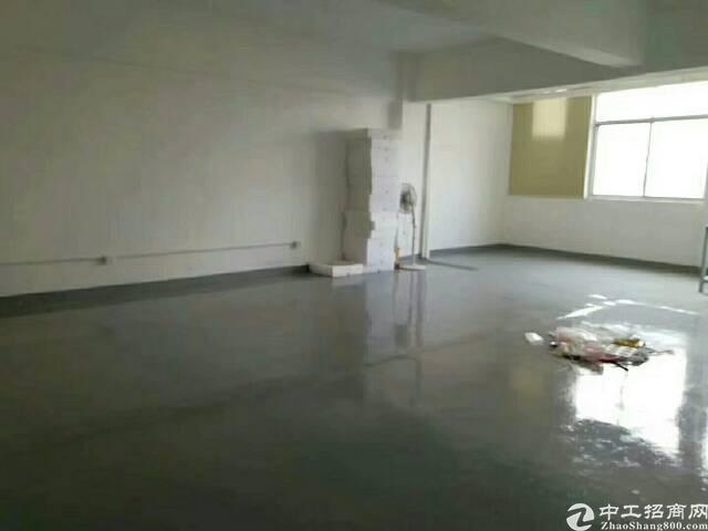 福永镇怀德翠岗工业区三楼1500平带精装修厂房招租