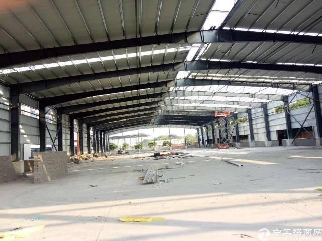 国通物流附近新建单一层钢结构厂房5000平米