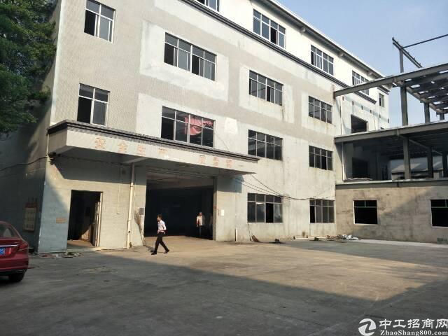 独门独院厂房6800平方招租