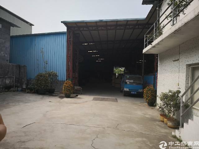 茶山镇租客分钟单一层厂房1300平方