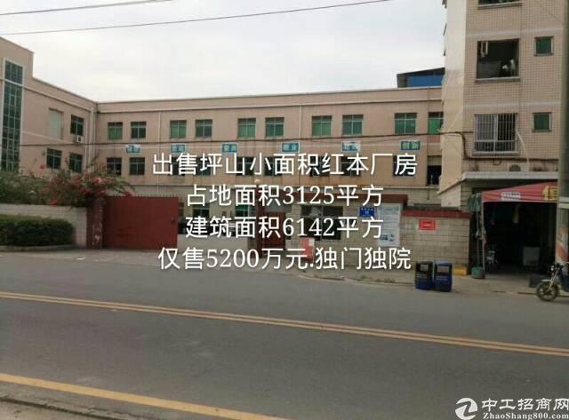出售布吉丹竹头红本工业园。适合自用投资-图7