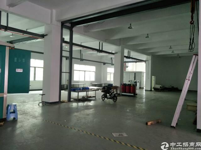 福永高速附近原房东厂房楼上1500平米出租-图2