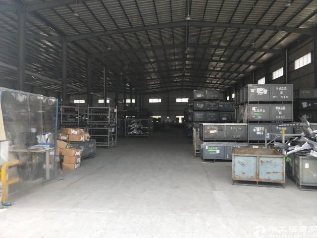 新塘物流仓储钢结构出租  大小可分
