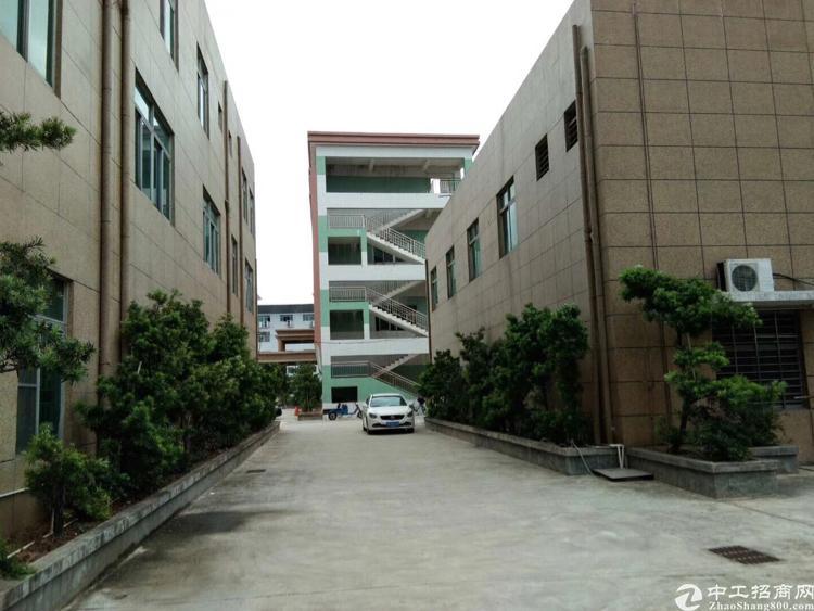 高埗全新独门独院重工业高大上厂房,1楼7米高带牛腿.楼上5米