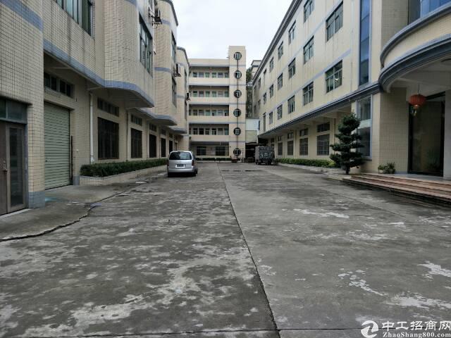 东莞市中部工业区独立标准厂房4800平米出售