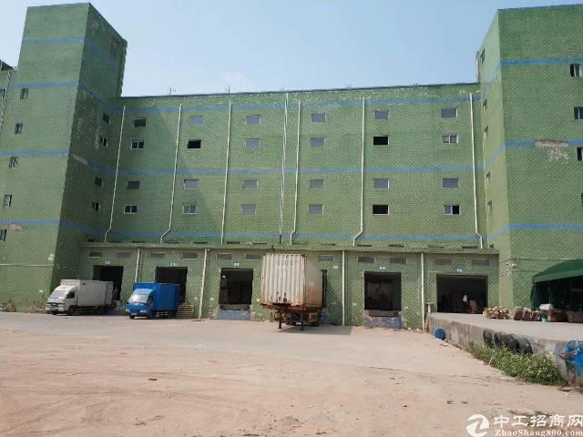 现成冷冻库出租,一楼高6米,现成卸货平台,空地超大