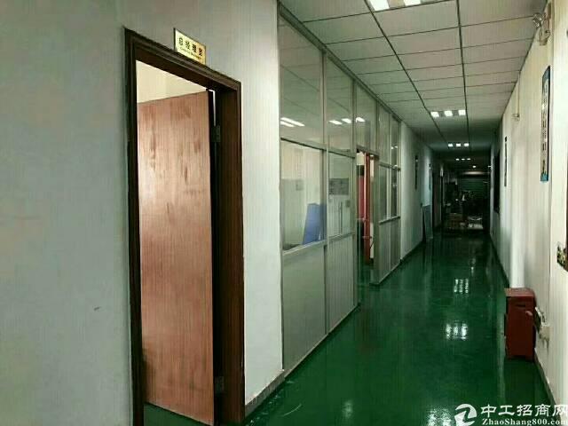 长安工业园区带装修厂房出租
