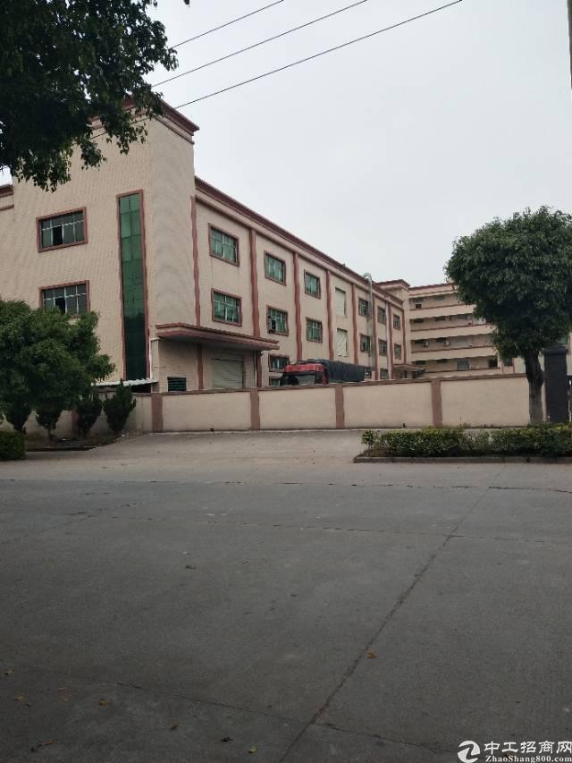 原房东独门独院标准厂房二楼出租2000平方12元