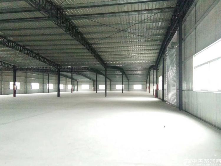 高埗镇独院全新钢构1-3层近10000平 每层3300多平