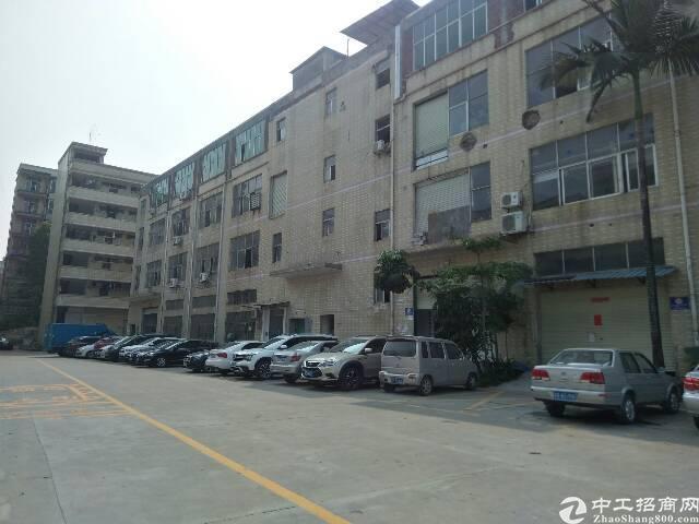 观澜高尔夫大道旁工业区厂房一楼980平米出租