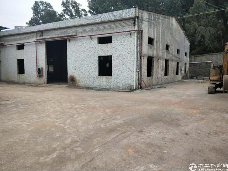 福龙路出口处独院钢构2200平方仓库首选
