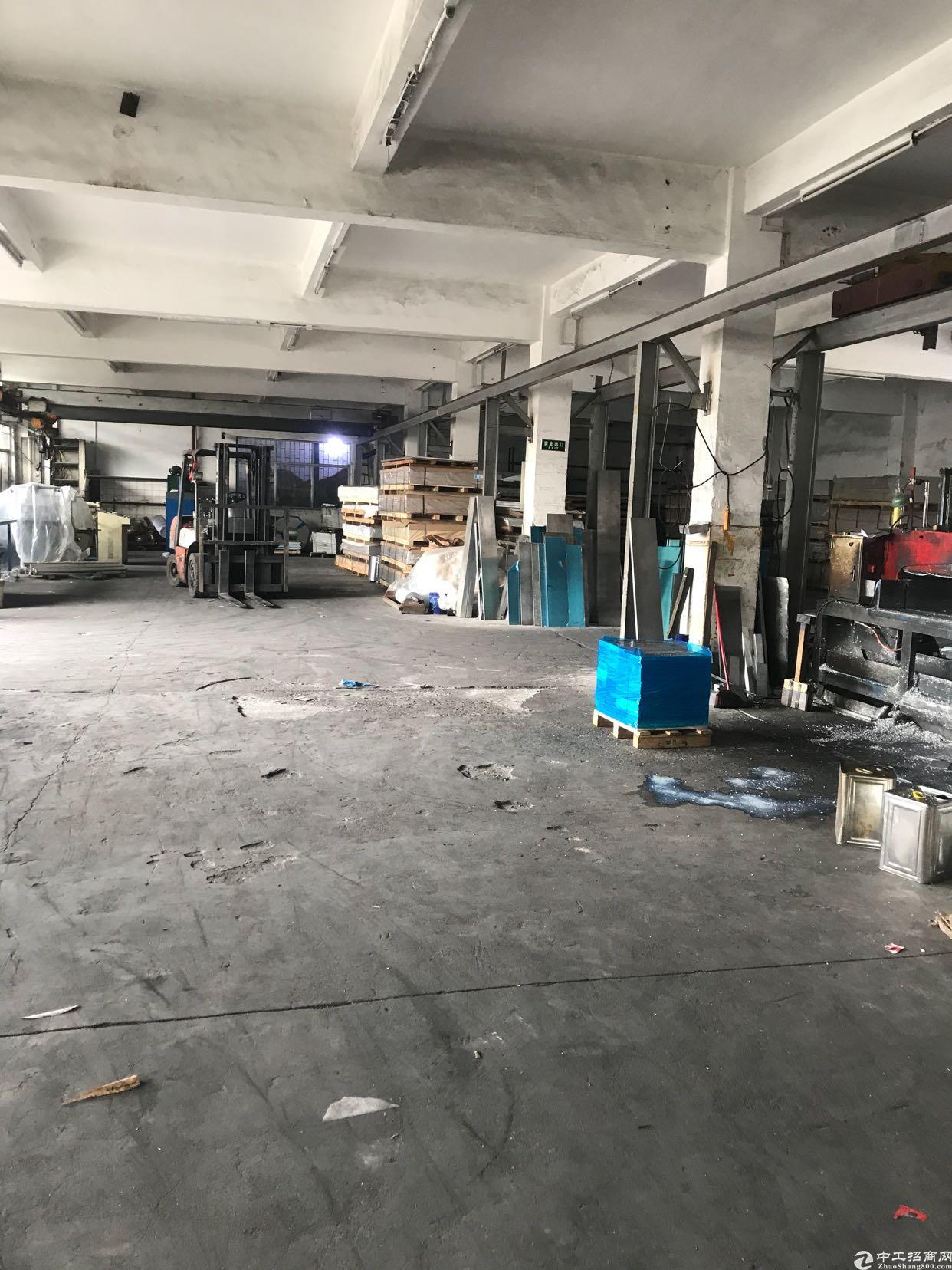 塘厦国有证独院2890平方平二层厂房出售