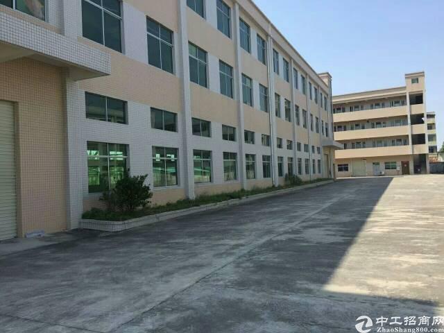 道滘唯一一个标准独院厂房出租