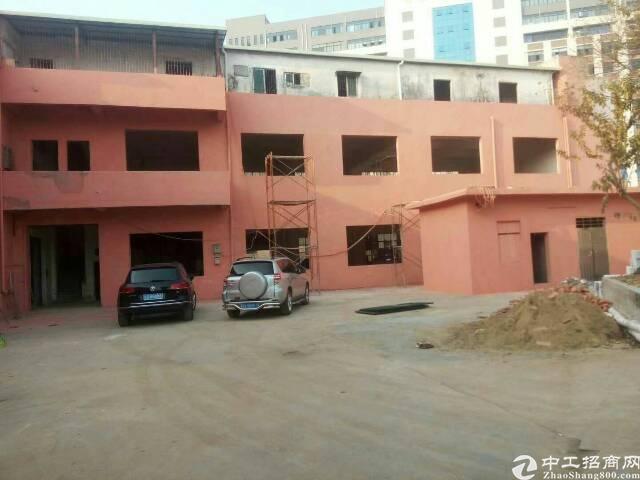 长安街口广深高速旁独门独院3300方  整租