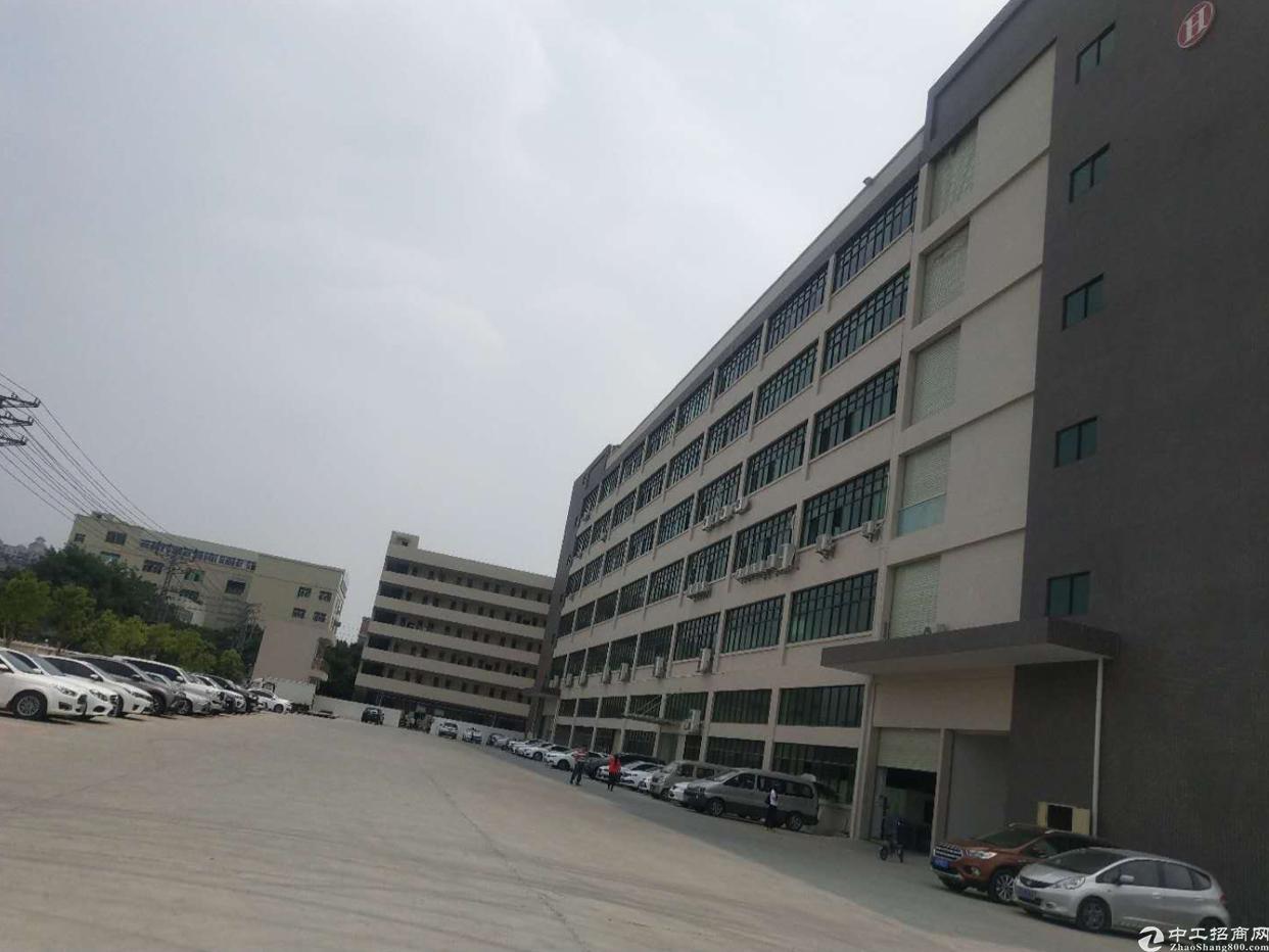 塘厦科宛城独门独院1万4千平方厂房出租