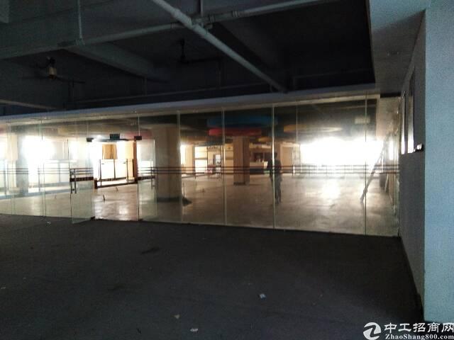标准厂房二楼出租1000平米