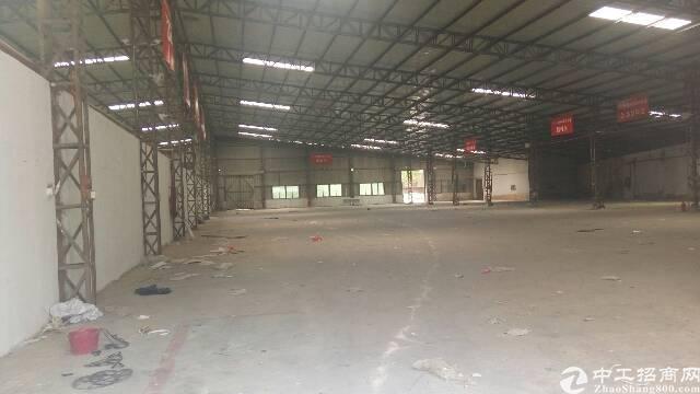 观澜大水坑新出钢构4000平方厂房出租