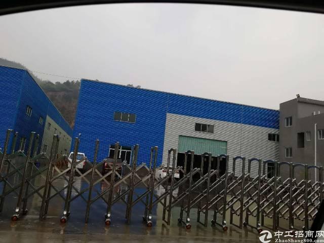 东莞清溪钢构一本厂房出售