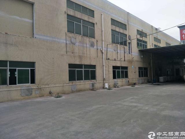 洪梅尧均工业独门独院9成新厂房