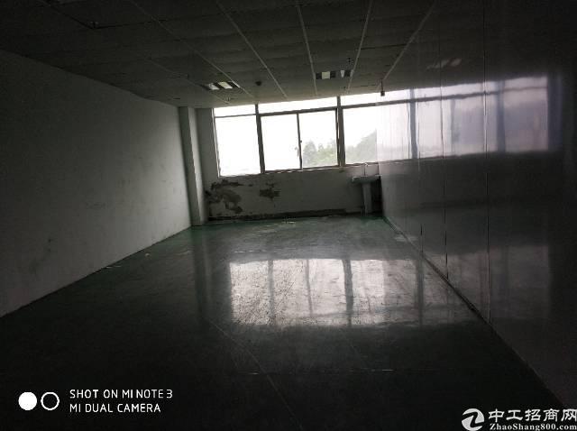 观澜新出厂房2楼500平带装修无转让费