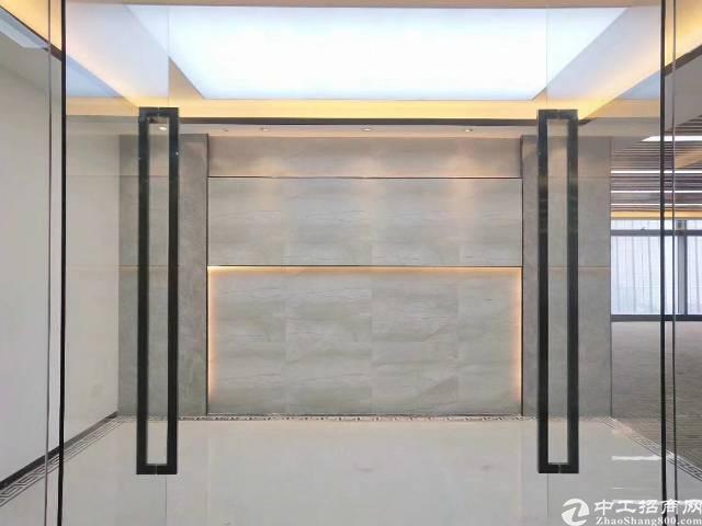 清湖地铁站旁全新电商园区6楼1500平方,可分租