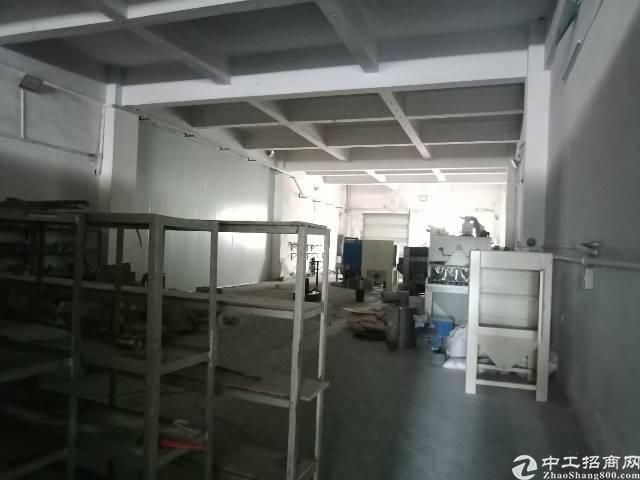 长安乌沙标准厂房一楼500平方