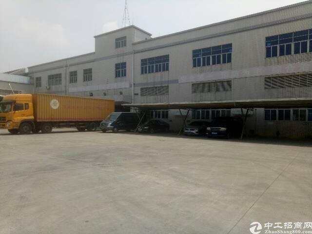 福永塘尾新出一楼3000平方高7米厂房出租-图5
