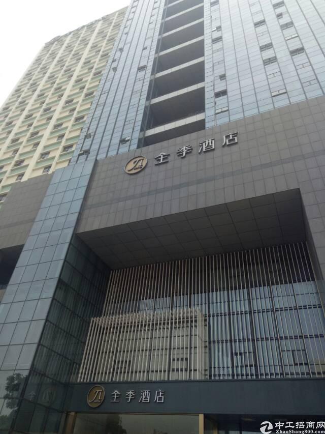 福永怀德大厦超高使用率精装修写字楼出租100/200平方
