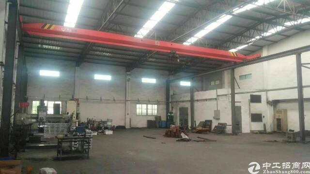 独门独院厂房1300平米带两吨行车