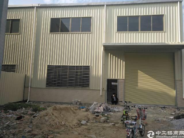 简沙洲靠南城仅有原房东单一层厂房850平出租