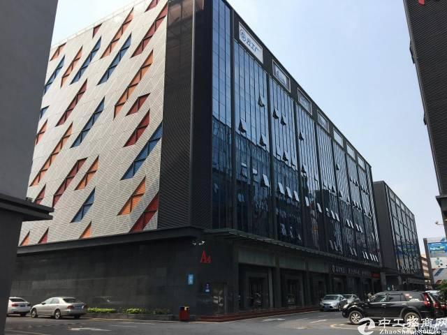 福永地铁口精装写字楼特价出租面积100―500平(大小可分)