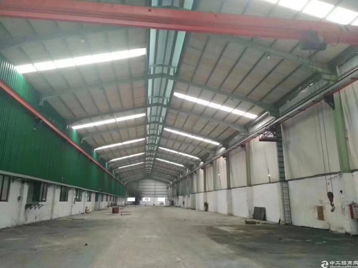 单一层零公摊钢构厂房