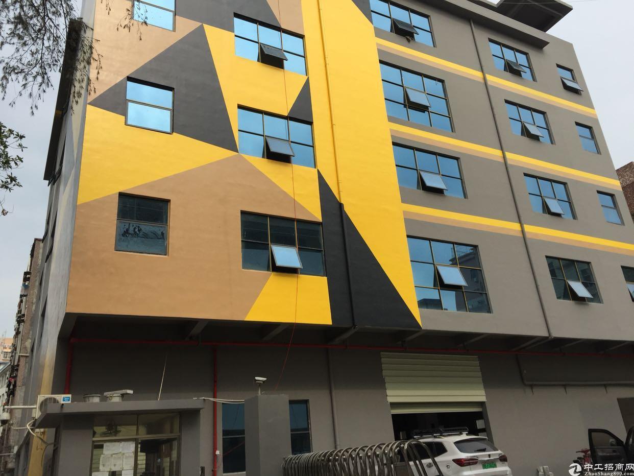 西乡银田工业区楼上860平米厂房出租