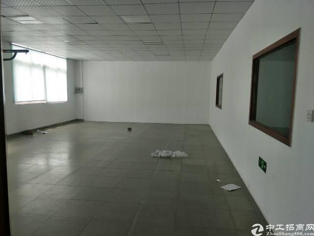 福永新和楼上500平米精装修厂房出租