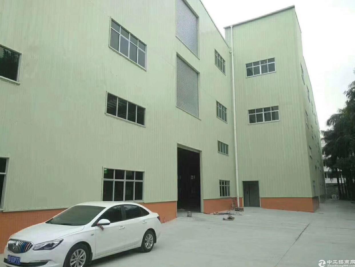 高埗镇全新钢构厂房出租带豪华装修可以办理环评
