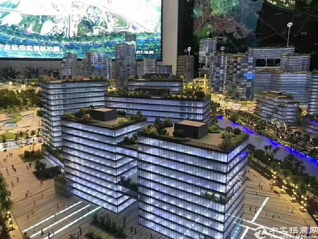 松山湖大道红本50年全新厂房出售,500平米起售