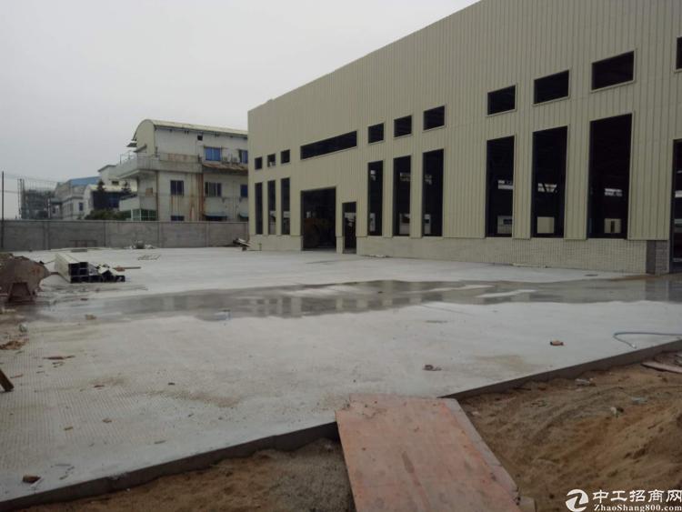 企石全新钢构厂房滴水10米5000平方