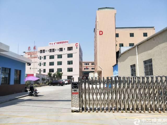 358省道边大型工业园分租21000平