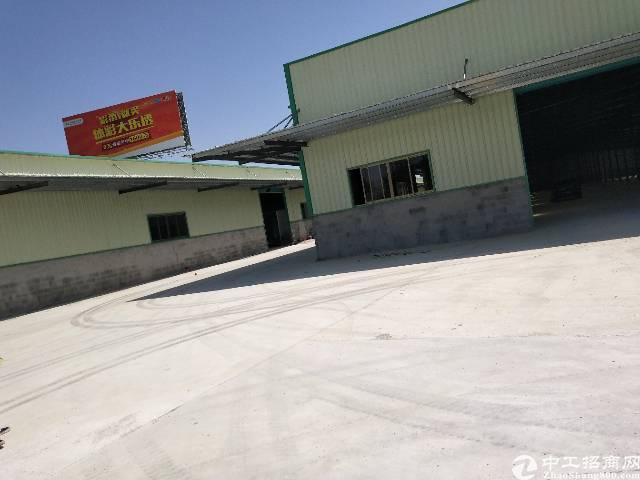 惠州市惠城区仲恺高薪区钢结构厂房每栋3800平-图2