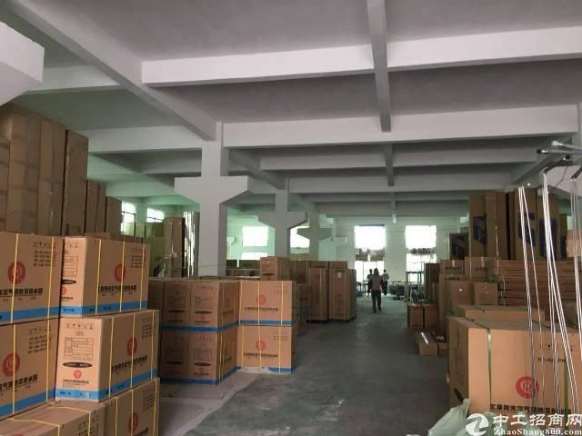惠州惠城区独院标准一楼带牛角厂房 1800平方米出租