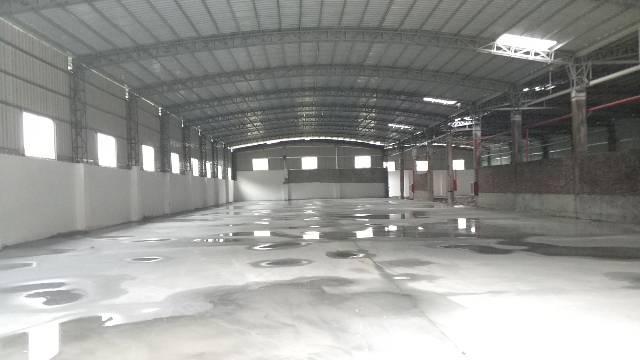 龙岗 高速出口独院钢构厂房4000平米招租