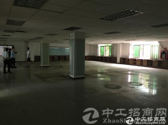清湖独栋厂房单层800平带装修厂房出租,免中介