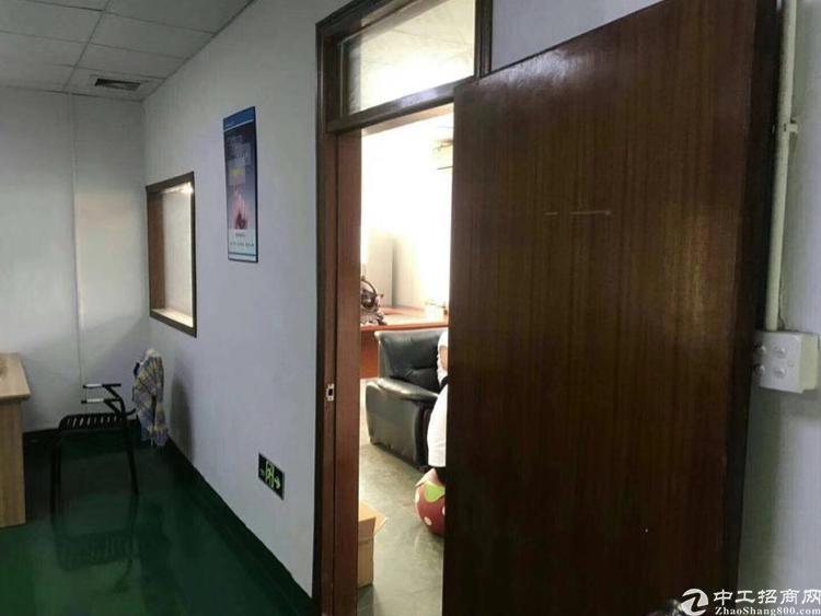 凤岗镇天堂围电商仓库厂房1-2层2800平方米带装修出租