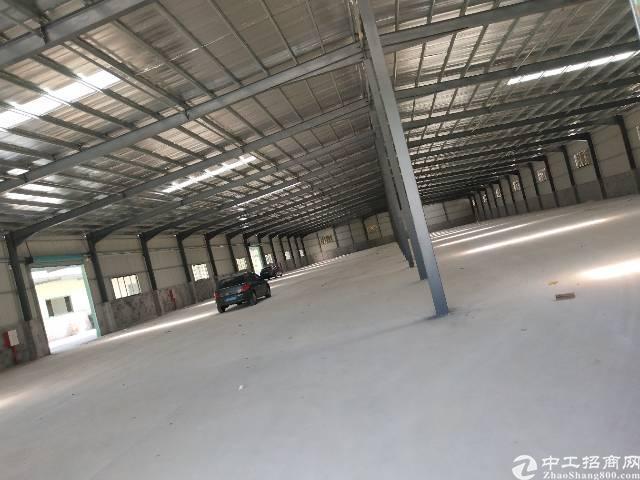 惠州市惠城区仲恺高薪区钢结构厂房每栋3800平