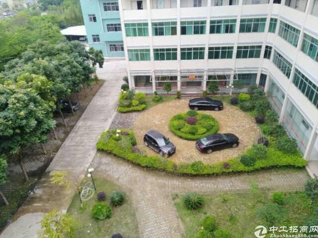 增江开发区花园式独院厂房